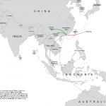 Carrot-cucumber regional map