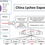 Lychee-Bananna distribution